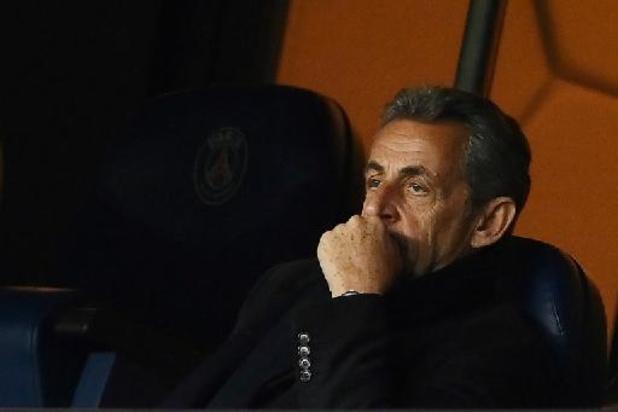 Nicolas Sarkozy op 15 juni verhoord in zaak rond financiering verkiezingscampagne