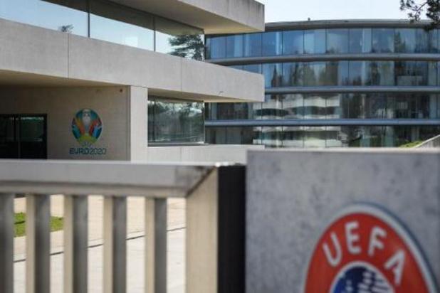 L'UEFA reporte tous les matches internationaux prévus en juin