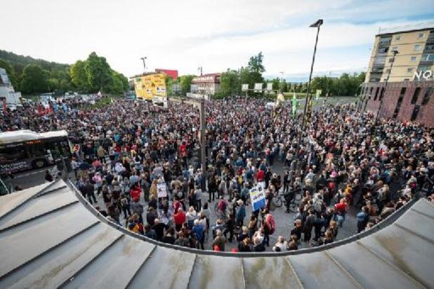Slovénie: manifestation massive pour réclamer le départ du Premier ministre Jansa