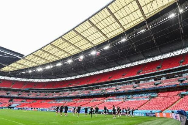 UEFA is niet van plan om Wembley halve finales en finale te ontnemen