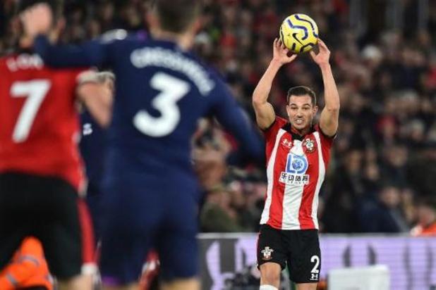 Cédric Soares (Southampton) prêté à Arsenal