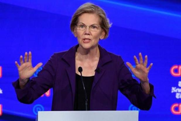 Présidentielle 2020 aux Etats-Unis - La candidate Warren promet à Bill Gates qu'il ne paiera pas 100 milliards d'impôts