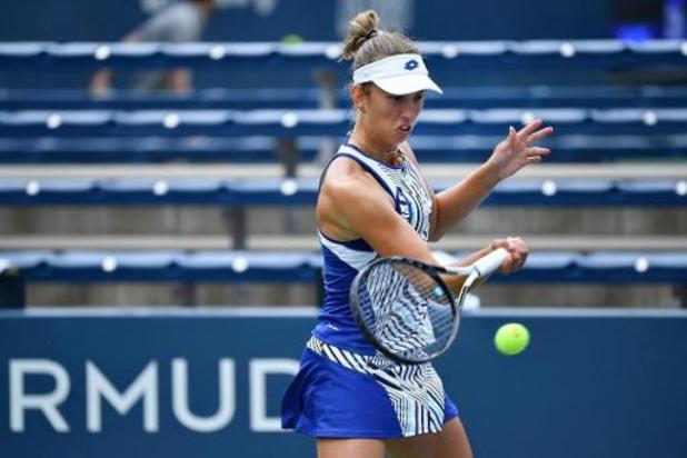 """WTA Rome - Mertens na zege tegen Hsieh: """"Ik moest roeien met de riemen die ik had"""""""