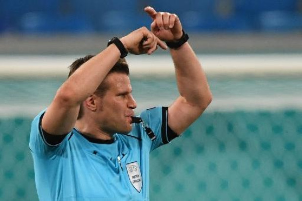 Rode Duivels krijgen opnieuw Felix Brych als ref tegen Portugal