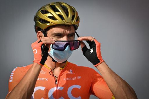 "Van Avermaet: ""Parcours Ronde van Wallonië was onaanvaardbaar"""