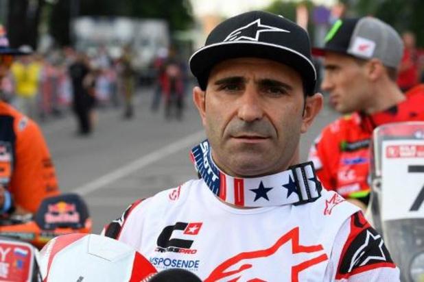 Portugese motorrijder Paulo Gonçalves overlijdt in zevende Dakar-etappe