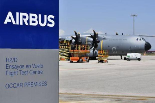 Airbus: neuf petites commandes d'avions en avril pour 14 livraisons