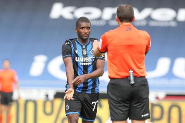 Clinton Mata verlengt contract bij Club Brugge tot 2024