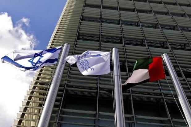 Les Emirats ouvrent officiellement leur première ambassade en Israël
