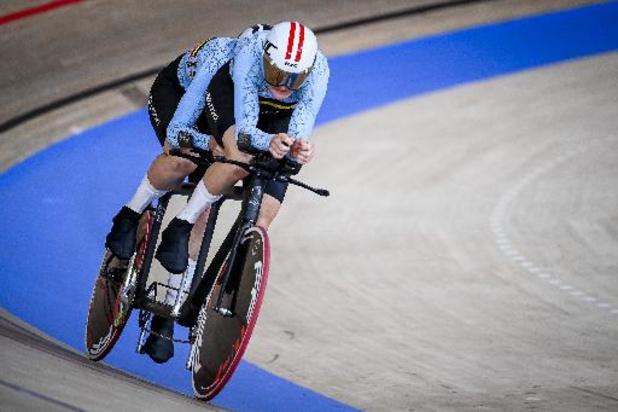 Paralympische Spelen - Griet Hoet wordt vierde in kwalificaties 3 km achtervolging en strijdt straks voor brons