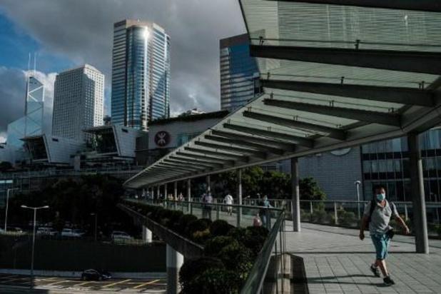 """Situation """"critique"""" à Hong Kong, une centaine de nouveaux cas recensés en 24h, un record"""