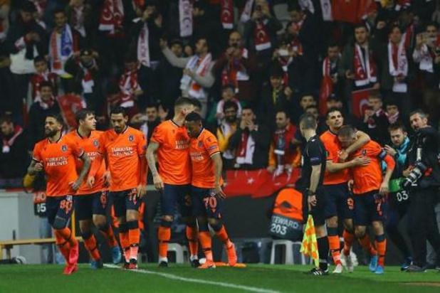 Basaksehir kroont zich voor de eerste keer tot Turks landskampioen