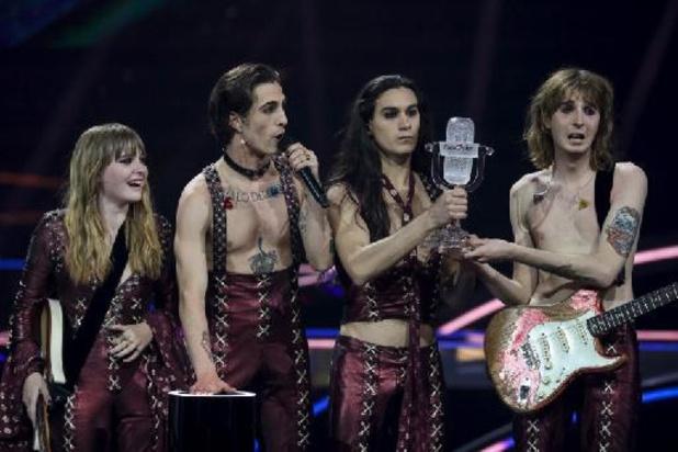 Zanger winnende Italiaanse groep zal drugstest laten afnemen