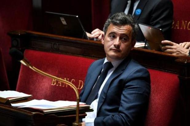 France: Gérald Darmanin nommé ministre de l'Intérieur