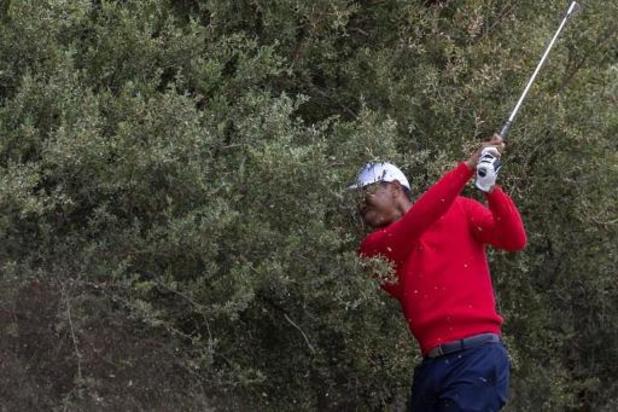 PNC Championship golf - Tiger en Charlie Woods worden zevende, team Thomas wint