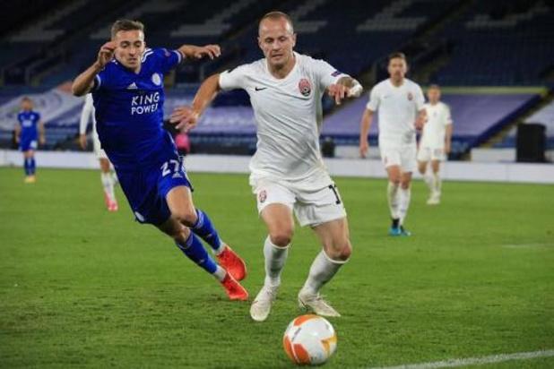 Timothy Castagne is opnieuw fit voor kraker tegen Liverpool