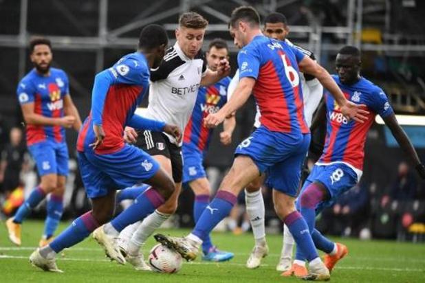 Belgen in het buitenland - Batshuayi helpt Crystal Palace met assist aan zege tegen Fulham