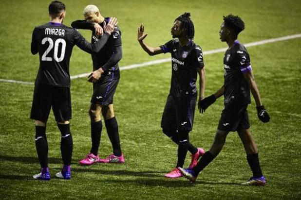 Coupe de Belgique - Victorieux 0-2 au RFC Liège, Anderlecht complète le tableau des huitièmes de finale