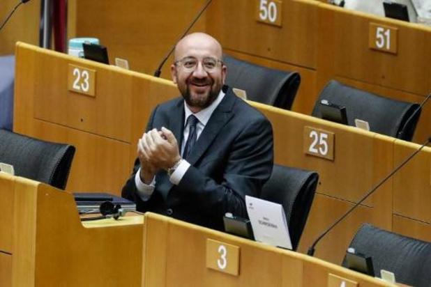 Europees Raadsvoorzitter Charles Michel neemt mogelijk aan G7 in VS deel