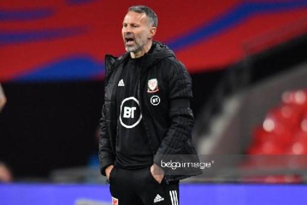 Ryan Giggs manquera les trois matches du pays de Galles fin mars