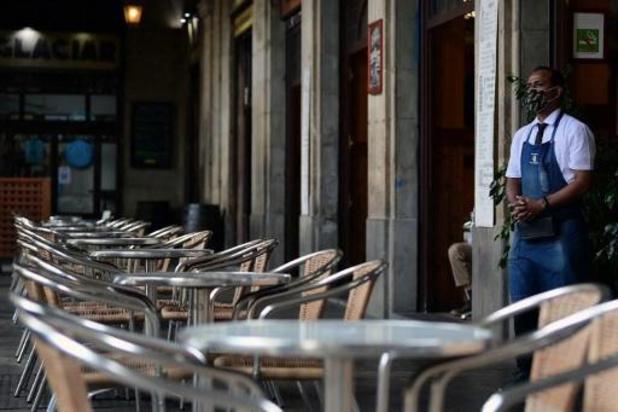 Cafés en restaurants in Catalonië openen weer de deuren
