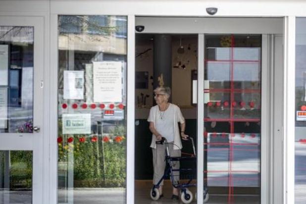 Aantal besmettingen in Vlaamse woonzorgcentra neemt fors toe
