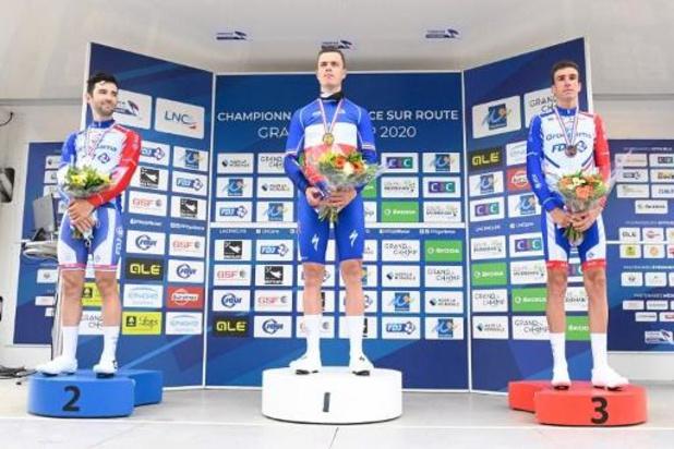 Tour de France - Rémi Cavagna remplace Zdenek Stybar, blessé, chez Deceuninck-Quick Step