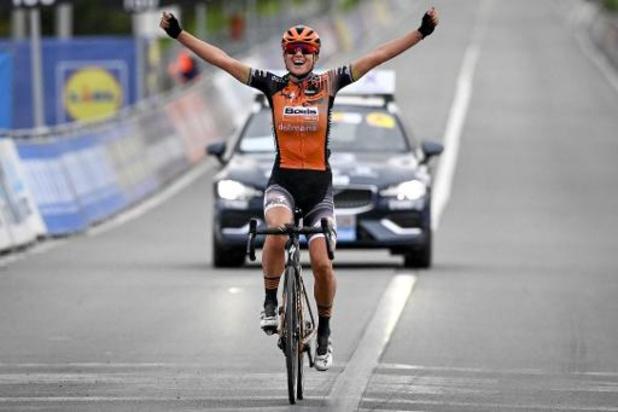 Tour des Flandres - Chantal van den Broek-Blaak s'impose en solitaire chez les dames, Lotte Kopecky 3e