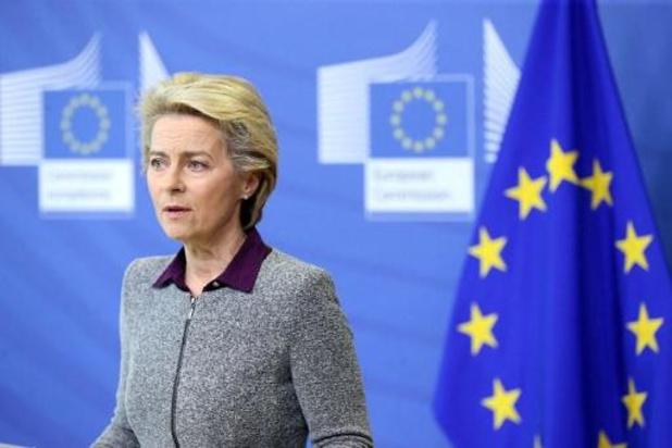 """""""Europese Commissie wil uitstoot broeikasgassen tegen 2030 met 55 procent verminderen"""""""