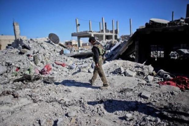 Belgische strijder in Syrische cel