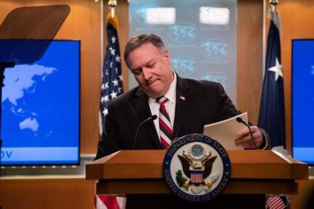La guerre des mots continue entre Washington et Pékin