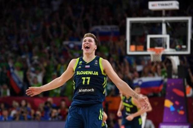 JO 2020 - La Slovénie, l'Allemagne et l'Italie ont leur ticket pour Tokyo en basket messieurs