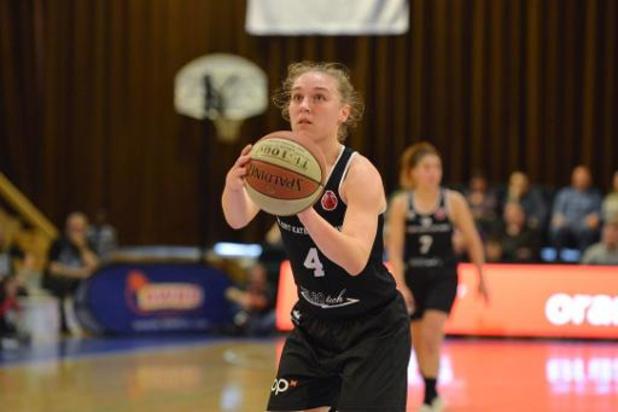 FIBA Eurocup (v) - Sint-Katelijne-Waver verliest van La Seu en is uitgeschakeld