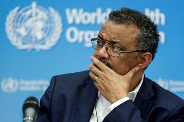 """Te vroeg om internationale noodtoestand uit te roepen voor coronavirus"""