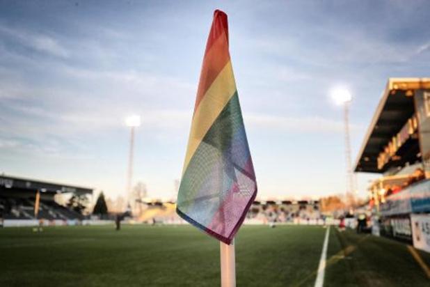 La Pro League organise son week-end arc-en-ciel en faveur de la diversité et du respect