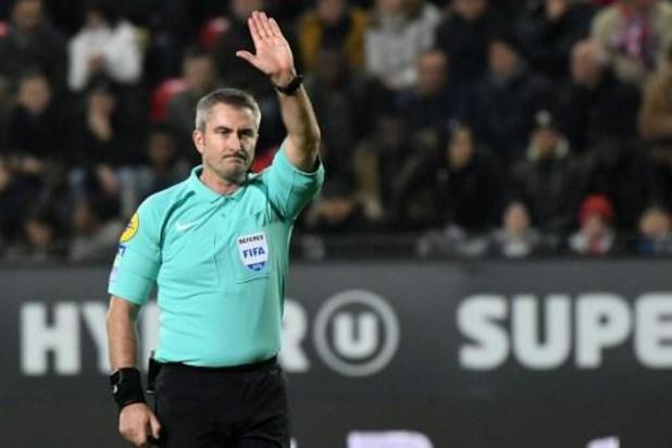 L'ex-arbitre français Frédy Fautrel nommé au poste de VAR Manager de l'Union belge