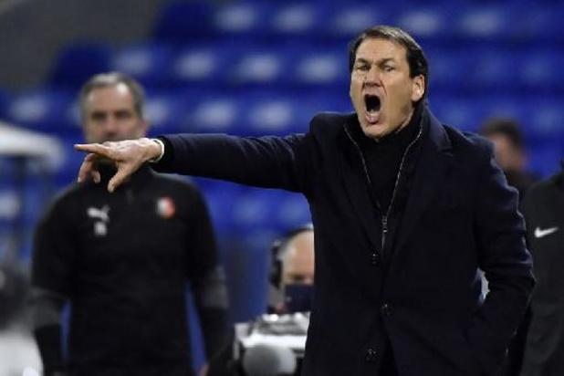 Ligue 1 - Rudi Garcia quitte son poste d'entraîneur à Lyon