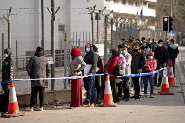 """Chypre se dit en """"état d'urgence"""" face à l'afflux de migrants syriens"""