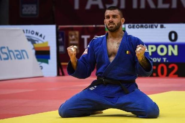 Toma Nikiforov enlève le bronze en Géorgie, son 7e podium en Grand Chelem