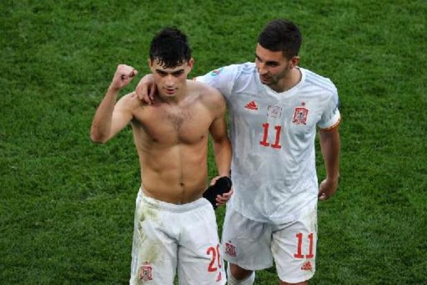 Spanjaard Pedri verkozen tot beste jonge speler EK 2020