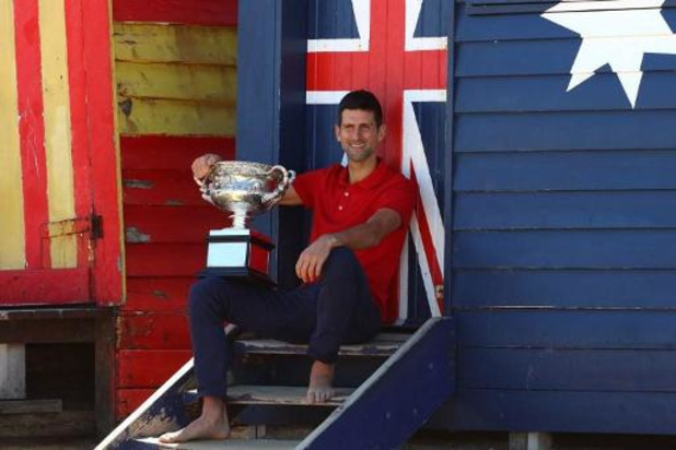 Une 311e semaine en N.1 mondial pour Novak Djokovic qui bat le record de Federer lundi