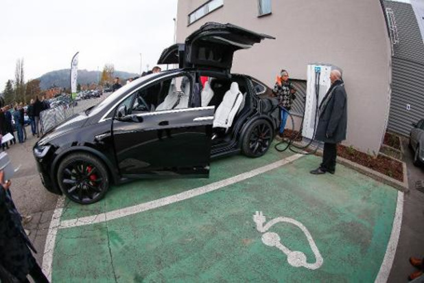 La Flandre passe le cap des 4.000 points de recharge pour véhicules électriques