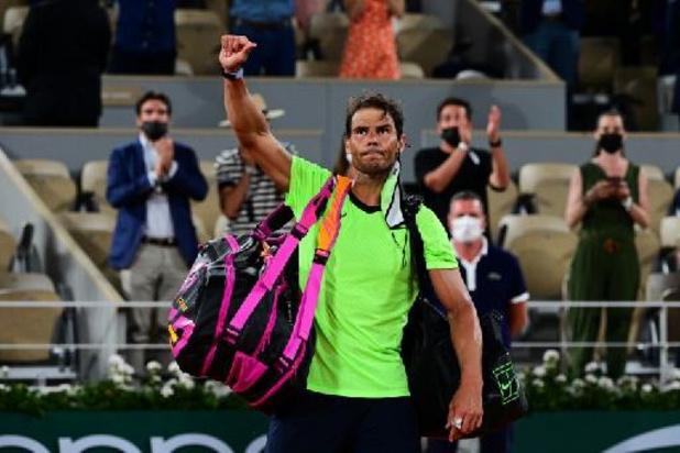Rafael Nadal renonce à Wimbledon et aux Jeux olympiques