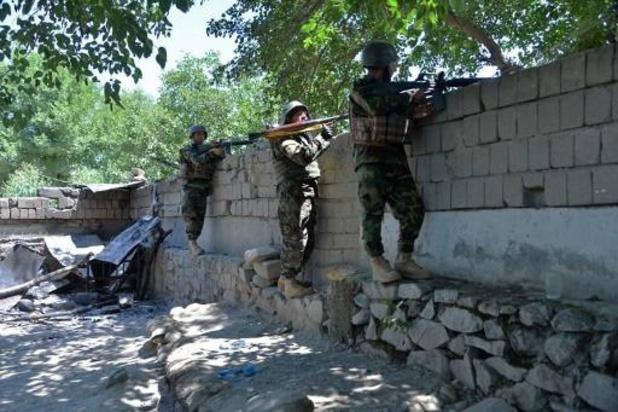 Une soixantaine de détenus libérés des geôles talibanes dans le nord de l'Afghanistan