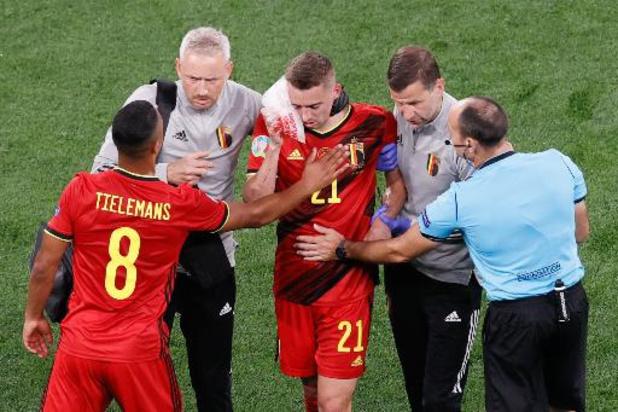Les Belges à l'étranger - Castagne de retour plus de deux mois après sa grave blessure à l'Euro, Leicester s'impose