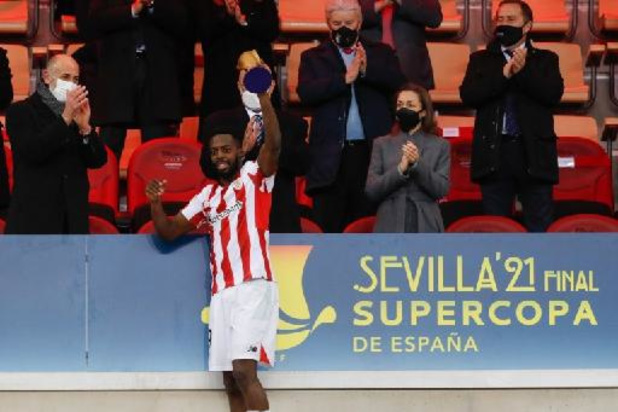 La Liga - Iñaki Williams nouveau recordman du nombre de matches consécutifs en Liga