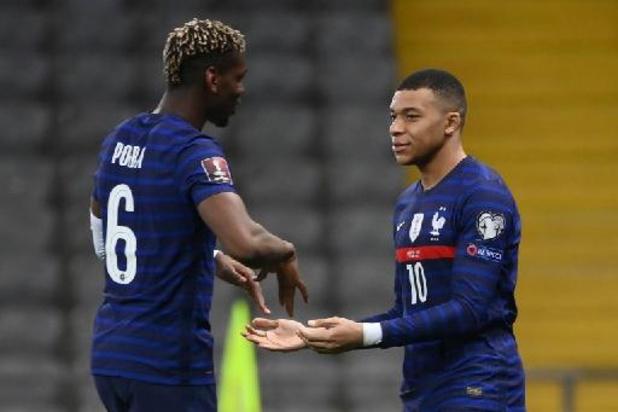 L'UEFA autorise cinq changements tant à l'Euro qu'au 'Final Four' de Ligue des Nations