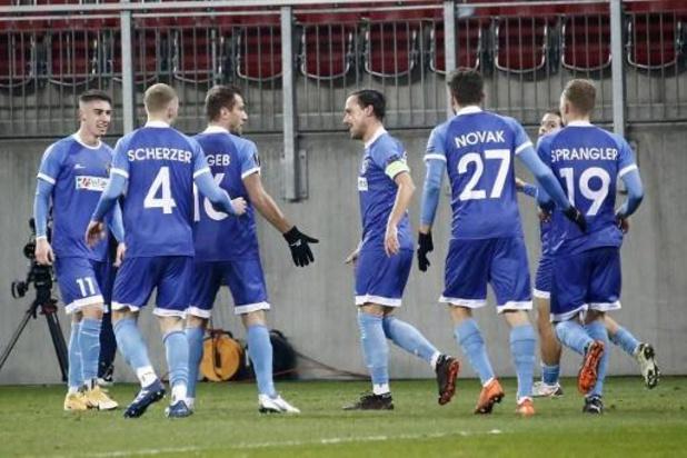 Europa League - Le match aller des 16es de finale entre Wolfsberg et Tottenham se tiendra à Budapest