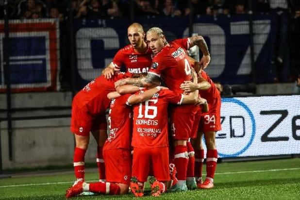 Jupiler Pro League - L'Antwerp profite des manquements genkois pour s'imposer