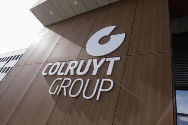 Colruyt stopt met Collishop-website